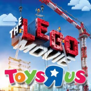 Toys R Us and Lego