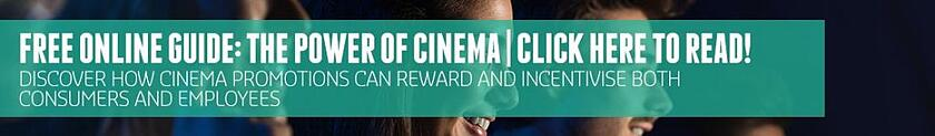 Discover the Power of Cinema in partnership marketing in our Free Online Guide
