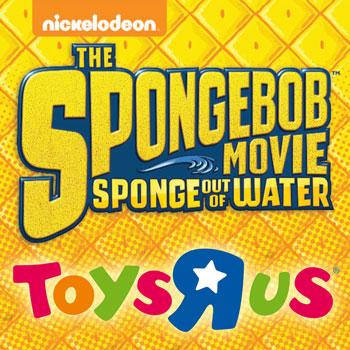Spongebob & Toys R Us
