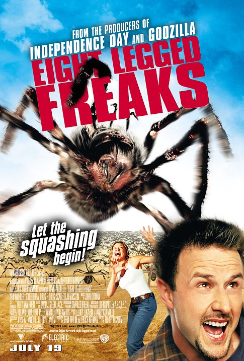 EIGHT LEGGED FREAKS! (2002)