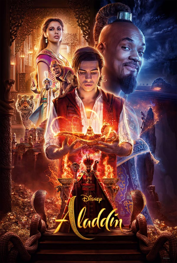 ALADDIN - IN CINEMAS 22ND MAY