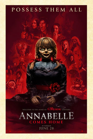 ANNABELLE COMES HOME - IN CINEMAS NOW