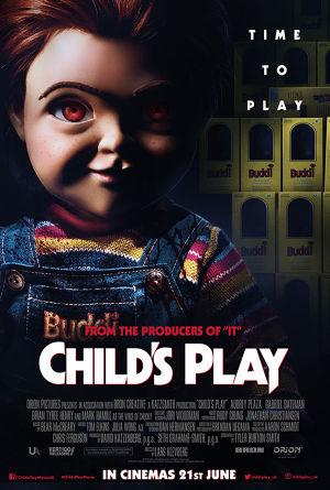 CHILD'S PLAY - IN CINEMAS 21ST JUNE