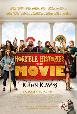 HORRIBLE HISTORIES - IN CINEMAS NOW