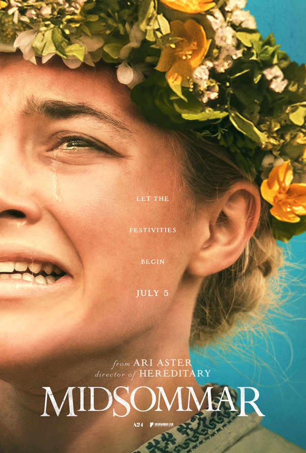 MIDSOMMAR - IN CINEMAS NOW