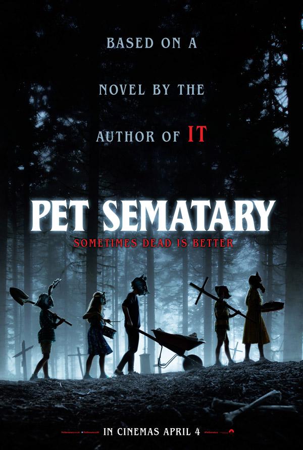 PET SEMATARY - IN CINEMAS NOW
