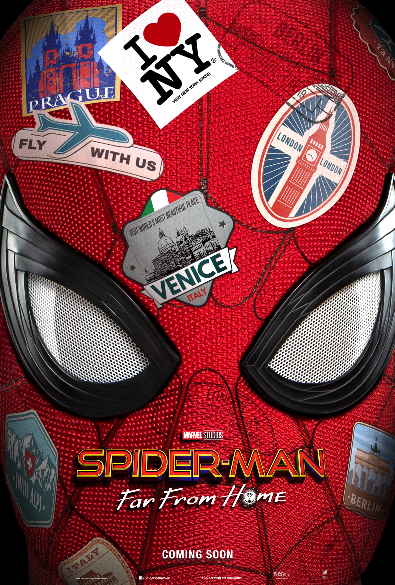 SPIDER-MAN: FAR FROM HOME - IN CINEMAS NOW
