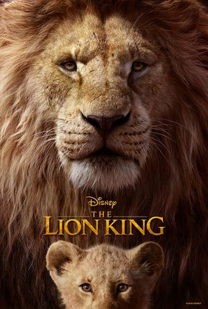 THE LION KING - IN CINEMAS NOW