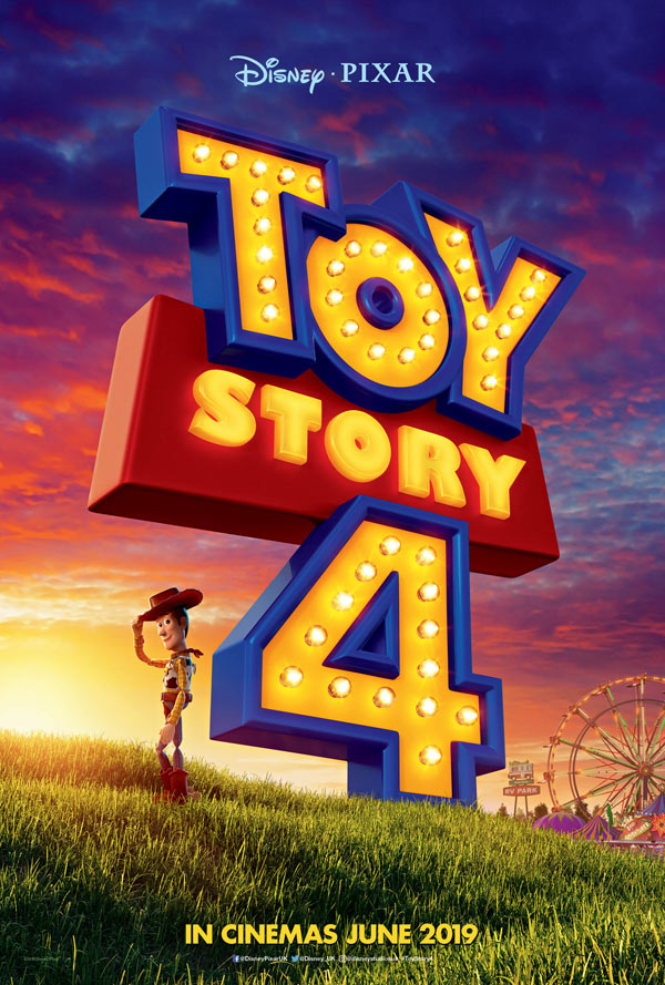 TOY STORY 4 - IN CINEMAS 21ST JUNE