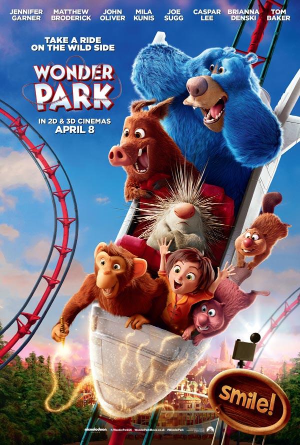 WONDER PARK - IN CINEMAS NOW