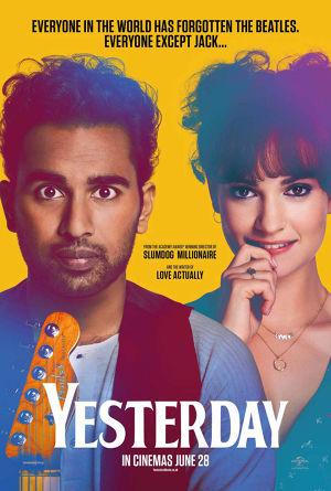 YESTERDAY - IN CINEMAS 28TH JUNE